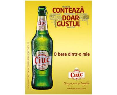 CIUC - Blond Beer premium lager - 500ml