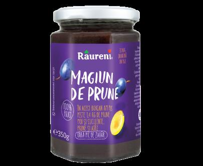 Magiun de prune - Raureni
