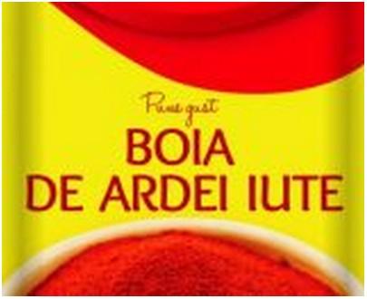 Spicy paprika powder - COSMIN - 17gr