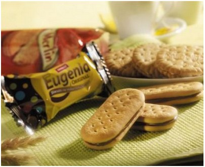 Eugenia Original Biscuit With Cacao- 36gr