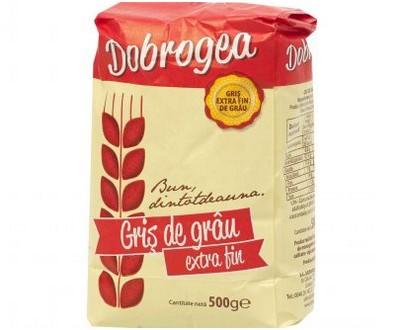 """Semoule de blé """"gris"""" - Dobrogea - 500gr"""