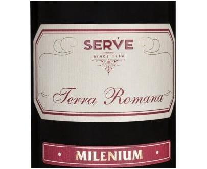 Vin romanesc terra romana millenium