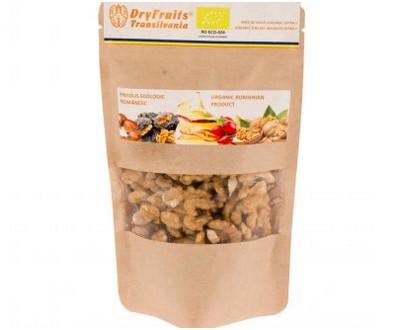 Moitiés de noix Bio Extra - 200g - Dry Fruits Transilvania