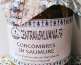 Concombres en saumure - Central Transylvania - 650g