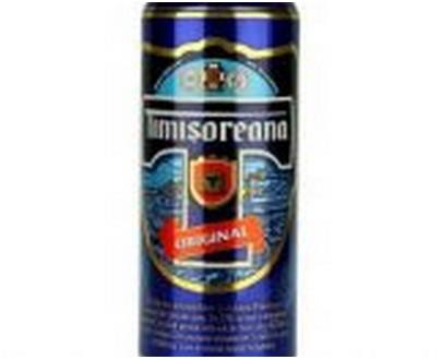 Timisoreana Bière blonde - 500ml