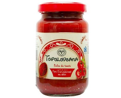 Topoloveana bulion tomates 190g