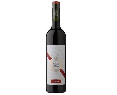 Red Wine Syrah Domeniile Recas 2019 - 750 ml