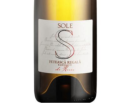 Vin blanc feteasca Regala barrique Recas 2019 750ml