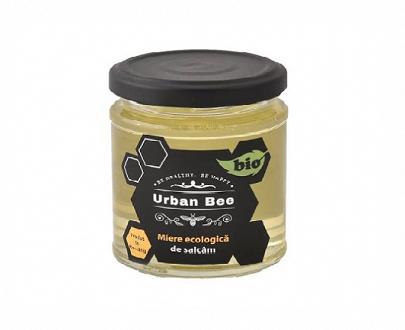 miel bio acacia salcam urban bee 230g