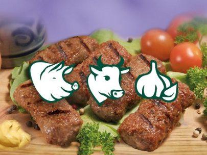 Mici mititei recette spéciale Porc / boeuf / double ail - 820g