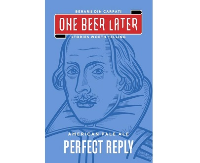 perfect reply american pale ale one beer later