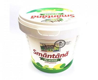 smantana crene sour cream pachet de acasa romania roumanie