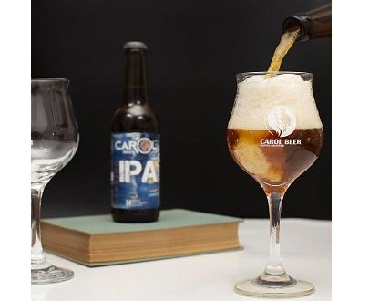 bere carol ipa session bière artisanale roumaine