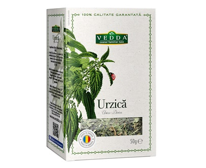 infusion d'ortie vedda 50g