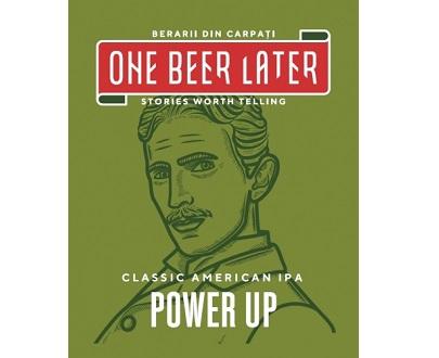 power up american ipa biere artisanale de roumanie