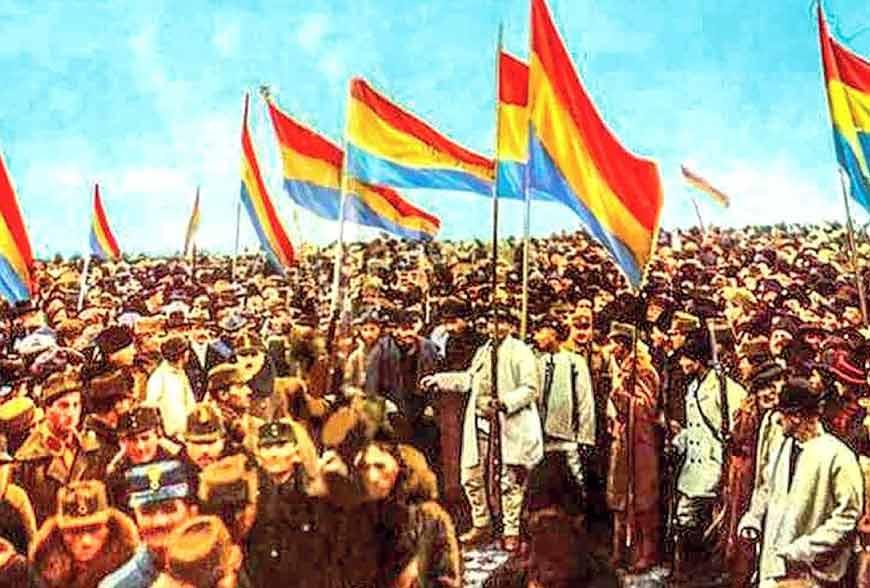 Jour de l'unification en Roumanie