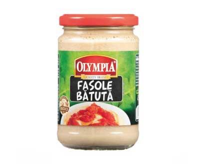 Purée de haricots pour apéritif - Olympia - 300g