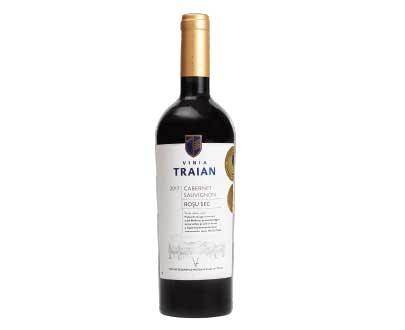 Vinia Traian Cabernet Sauvignon 2017