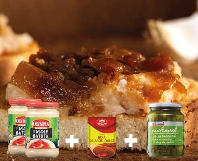 Kit special repas puree de haricots / fasole batuta