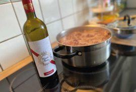 recette daube d'agneau au merlot Recas